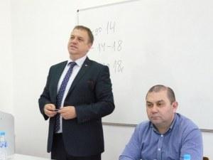 Районният прокурор на Пловдив влезе в ПУ СНИМКИ