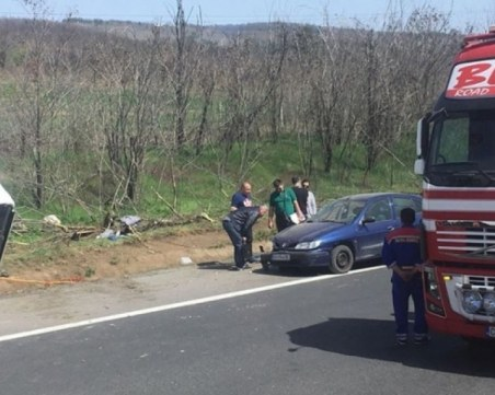 Повдигнаха обвинение на жената, причинила касапницата на магистрала Тракия