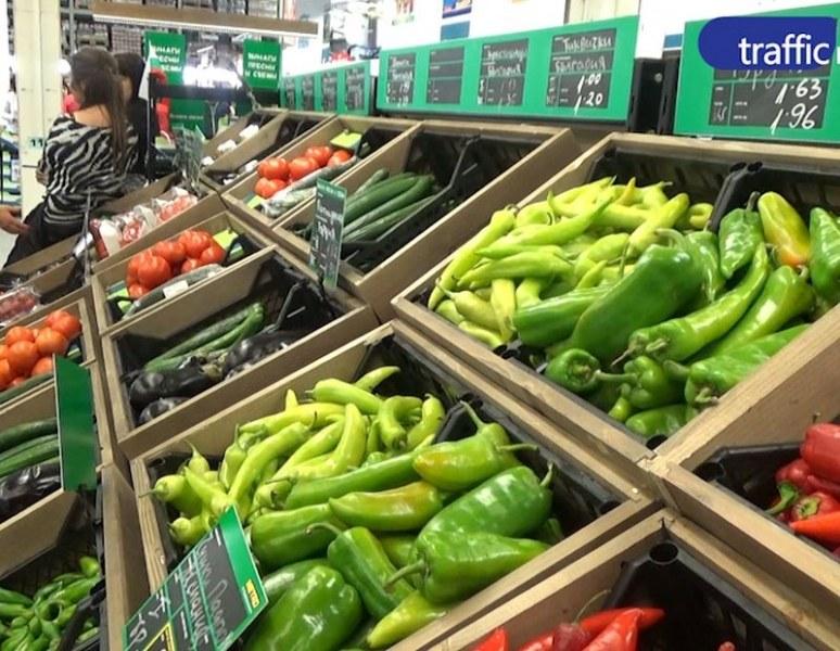 Цените на храните продължават да растат, не са били толкова скъпи от 5 години