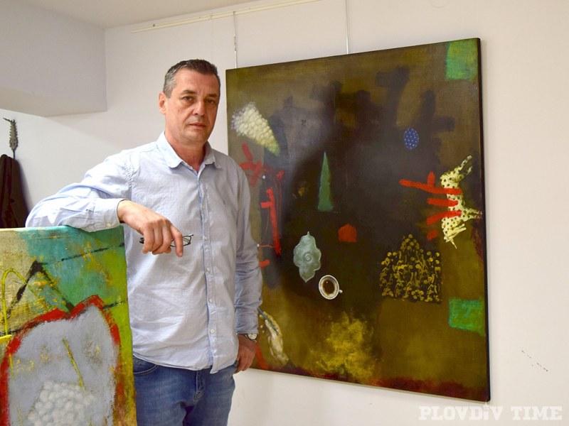 Художникът Атанас Хранов кани на Закуска в ателието