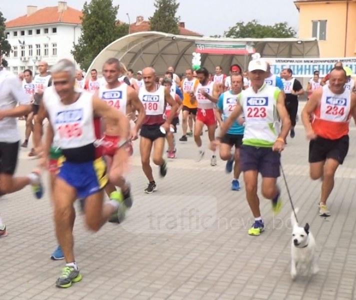 Над 800 души от цял свят се включват в Маратон Пловдив