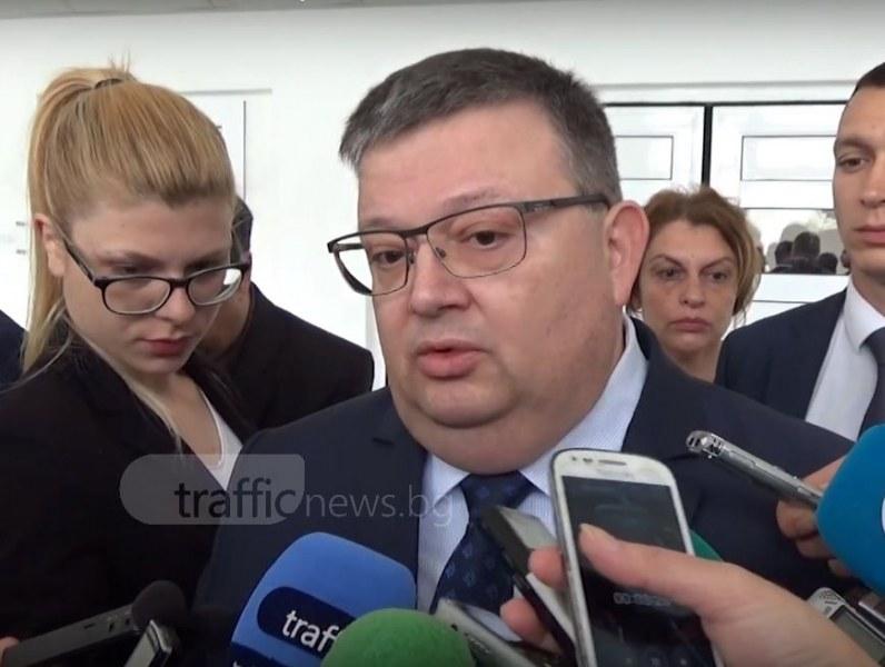 Цацаров: Очаквам още бягства, ако не се промени режимът в затворите! ВИДЕО