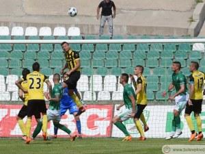 Лъчо Балтанов изгоря за два мача, на линия ще е когато трябва