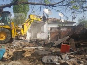 Бутането в Кършияка продължава! Следват обекти и къщи извън ромските махали ВИДЕО