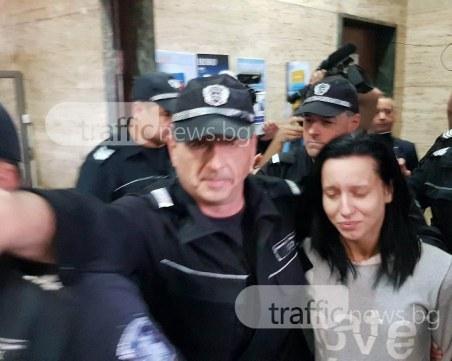 Пуснаха Габриела от ареста срещу 20 000 лева!