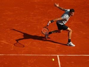Гришо прекъсна лоша серия и е на четвъртфинал в Монте Карло