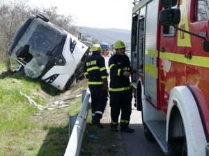 Шофьорката, обвинена за мелето на Тракия, се разсеяла заради радиото