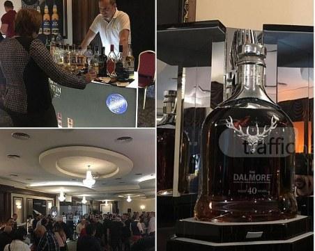 Уиски за 14 000 лева впечатли пловдивчани на феста СНИМКИ