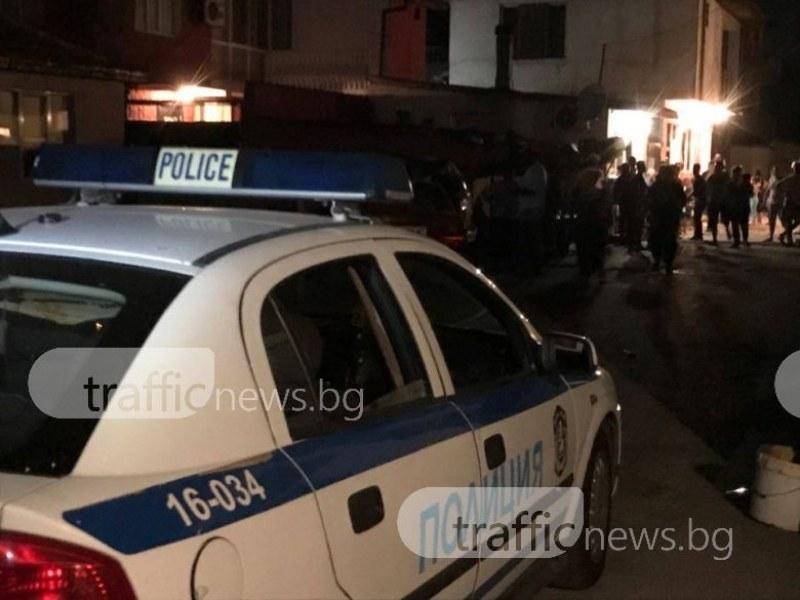 Екшън край Пловдив: Пиян нахлу с моторна резачка при майка с три деца, търсил сметка на мъжа й