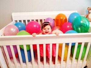 Родители превърнаха първия рожден ден на детето си в лудница! Не го правете! СНИМКИ