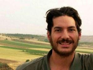 ФБР дава 1 милион долара на всеки, който има сведения за изчезнал журналист в Сирия