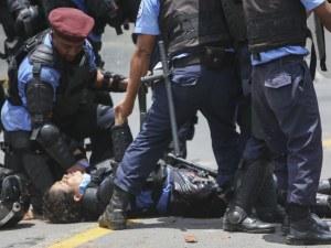 Кървави протести: Поне 10 загинаха в Никарагуа ВИДЕО и СНИМКИ