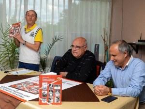 Книгата за пловдивския тенис събра цяла плеяда спортни легенди