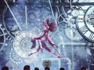 STEAMPUNK тематични нощи в Megami Club Plovdiv с Джена, Софи Маринова и Камелия СНИМКИ