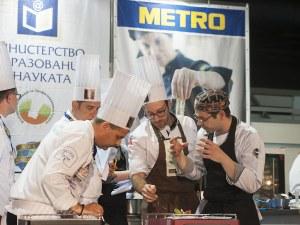 Топ готвачи премериха сили в Панаира в Пловдив