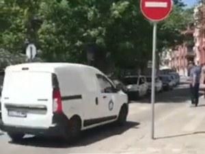 Невидим знак в Пловдив! Или просто всички се правят, че не го виждат ВИДЕО