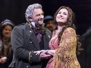Пласидо Доминго връчи наградата Opera News на Соня Йончева