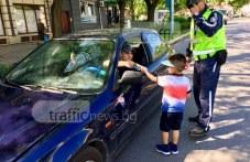 """Малчуганите от """"Снежанка"""" станаха пътни полицаи СНИМКИ"""