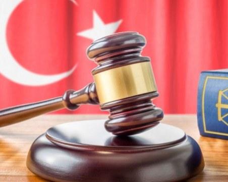 14 журналисти бяха осъдени на затвор в Турция