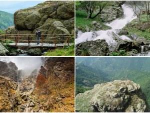 Бабското пръскало – само на 100 км от Пловдив, и Стара планина ще е в краката ви СНИМКИ
