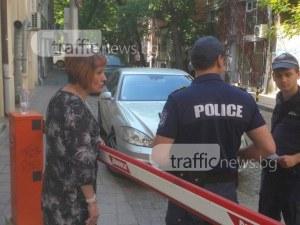 """Драма пред община """"Родопи""""!Общински съветник отнесе глоба без вина, след това му запушиха колата СНИМКИ"""