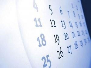 Ето кога ще са почивните дни през месец май