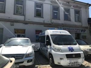 Кражбата на линейка в Пловдив е станала за 10 минути СНИМКИ+ВИДЕО