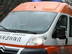Мъж издъхна намясто след сблъсък с автомобил с румънска регистрация