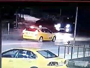 ВИДЕО показва как поршето катастрофира в Пловдив, кой е виновен?