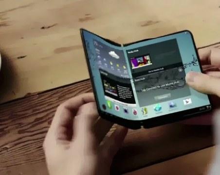 Сгъваемият Galaxy X вероятно ще има 3 дисплея