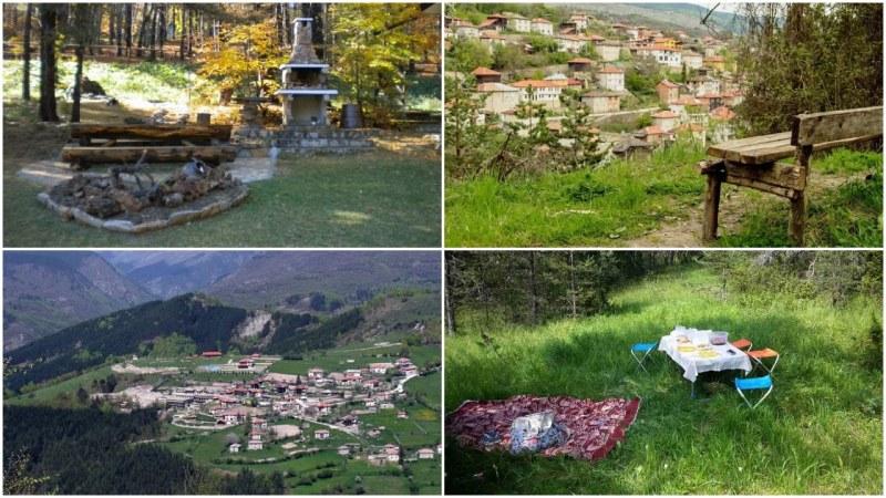 Идеални местенца за пикник край Пловдив СНИМКИ