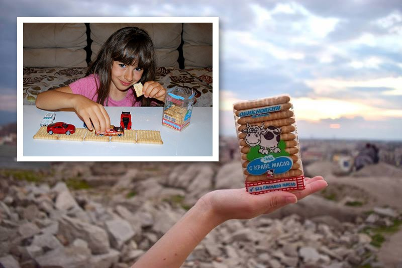 Пети късметлия получи награда от играта на пловдивските бисквити само с краве масло ВИДЕО и СНИМКИ
