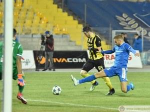 Ботев загуби на Герена след аванс от два гола