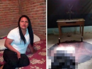 Сатанистки ритуал взе живота на майка на шест деца СНИМКИ