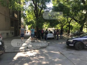 Двама арестувани с подкуп в центъра на Пловдив при полицейска акция ВИДЕО