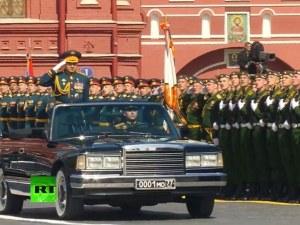Започна парадът в Москва по случай Деня на победата НА ЖИВО