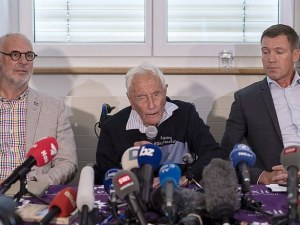104-годишен австралиец даде пресконференция, преди да се самоубие