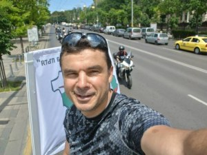 Човекът-паяк ще плати 100 хил. лв. за издирването на Боян Петров с хеликоптер