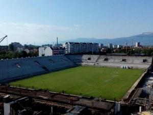"""Решено: До 18 месеца завършват стадион """"Христо Ботев"""""""