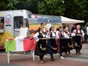 Руска кухня днес в Пловдив! Време е за пирожки и казачок