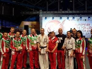 17-а европейска титла за пловдивския каратист Валери Димитров