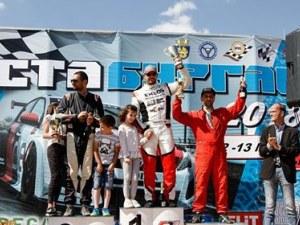 Маршавелов тръгна по шампионски - спечели Писта Бургас СНИМКИ