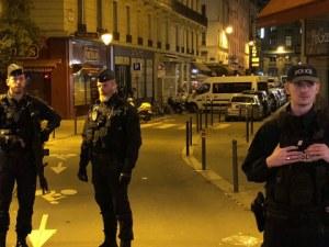 """Нападателят в Париж крещял """"Аллах е велик"""""""