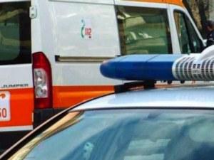 22-годишен шофьор блъсна дете, пресичащо пътното платно