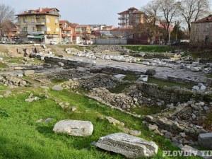 Източната порта и Небет тепе стават перли в короната на Пловдив