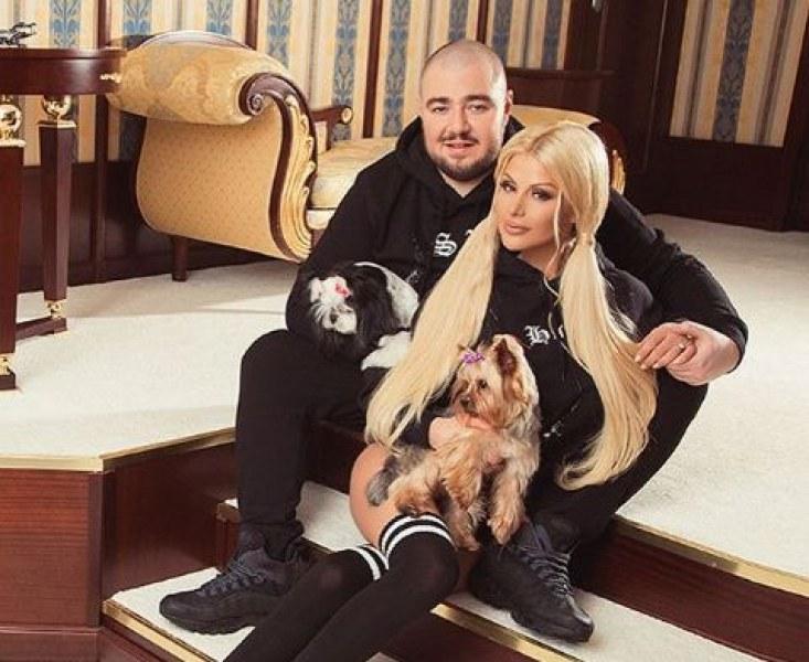 Светлана Василева се жени с рокля за 60 000 лева