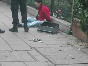 Мъжът, намушкал младеж с нож в тролея, е криминално проявен