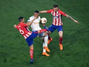Гризман подари Лига Европа на Атлетико Мадрид