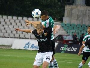 Локо остава в играта за Европа след минимална загуба във Варна