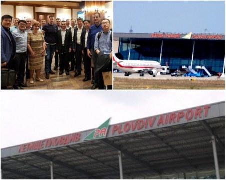Пловдив става логистичен център на Alibaba? Гигантът обмисля хъб на летище Пловдив!